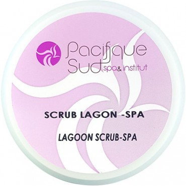 Scrub Bleu Lagon - Pot