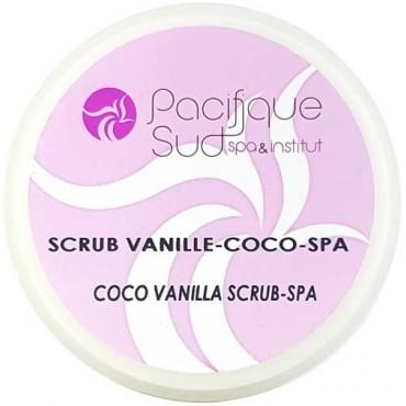 Vanilla Coco Scrub - Tub