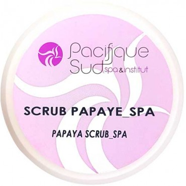 Papaya Scrub - Jar