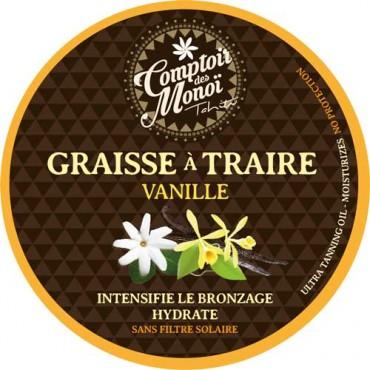 Vanilla Milking Grease- Comptoir des Monoï