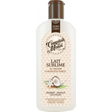 Sublime Body Milk - Comptoir des Monoï