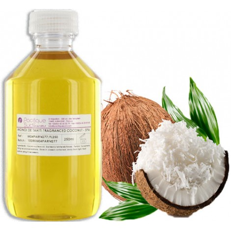 Monoï de Tahiti A.O Parfum Coco - 250 mL