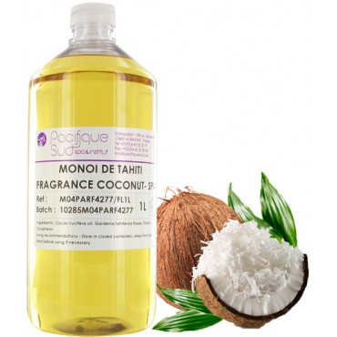 Monoï de Tahiti A.O Parfum Coco - 1L