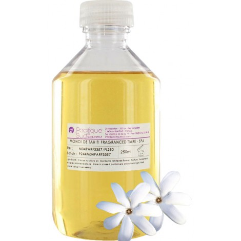Monoï de Tahiti A.O. Tiare fragrance - 250 mL
