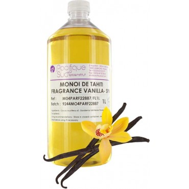 Monoï de Tahiti A.O. Vanilla fragrance - 1L
