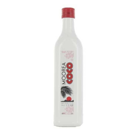Liqueur Moorea Coco - 70 cl - Manutea