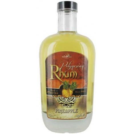 Pineapple Rum 40° - Manutea
