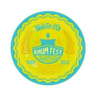 Pure Rum White Cane Juice - 50% - Best Rum Awards Paris 2018