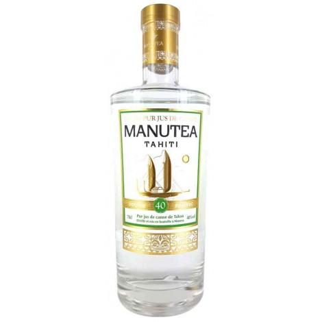 Pure Rum White Cane Juice - 40%