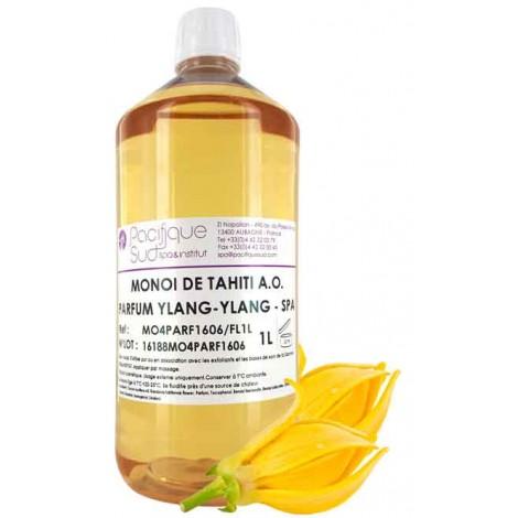 Monoï de Tahiti A.O Parfum Ylang Ylang - 1L