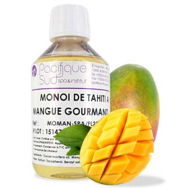 Monoï de Tahiti A.O Mangue Gourmand - 250 mL