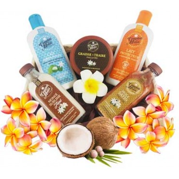 Sun beauty box - Te Mahana Box