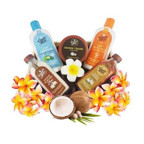 Sun beauty box - Te Mahana Box