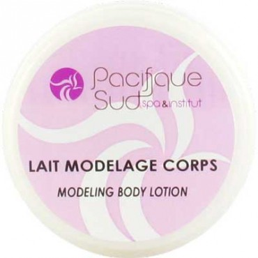 Modeling Body Lotion