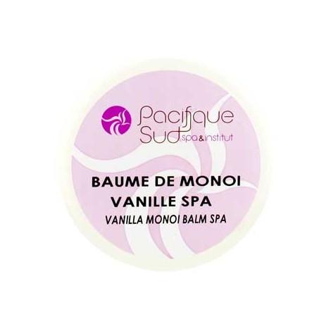Vanilla Monoï Balm