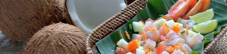 Polynesian culinary specialty